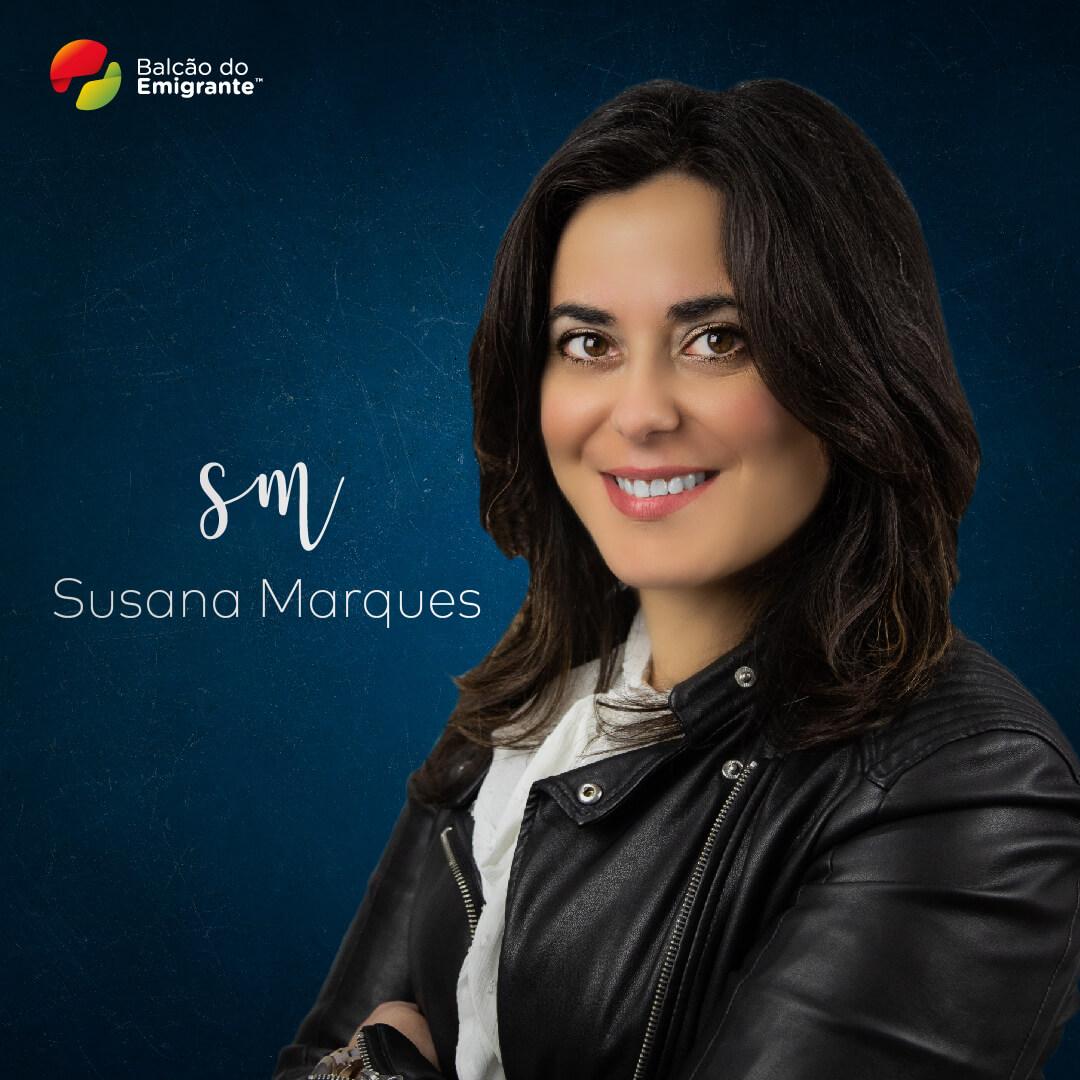 Criação da imagem de marca de Susana Marques
